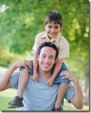 dad w son